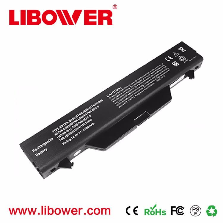 535753/ ProBook 4515s//ct ProBook 4710S 535808/& /001 14,40/V y 4400/mAh de repuesto para HP ProBook 4510s ProBook 4510s//CT /321 ProBook 4710S//CT ProBook 4515s compatible con bater/ías de modelo 513130/