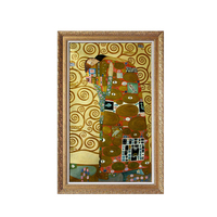 Museum Quality Oil Paintings Reproduction The Kiss by Gustav Klimt