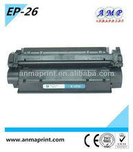 High quality new products Laser Printer toner cartridge Ep-26 compatible for Canon printer toner