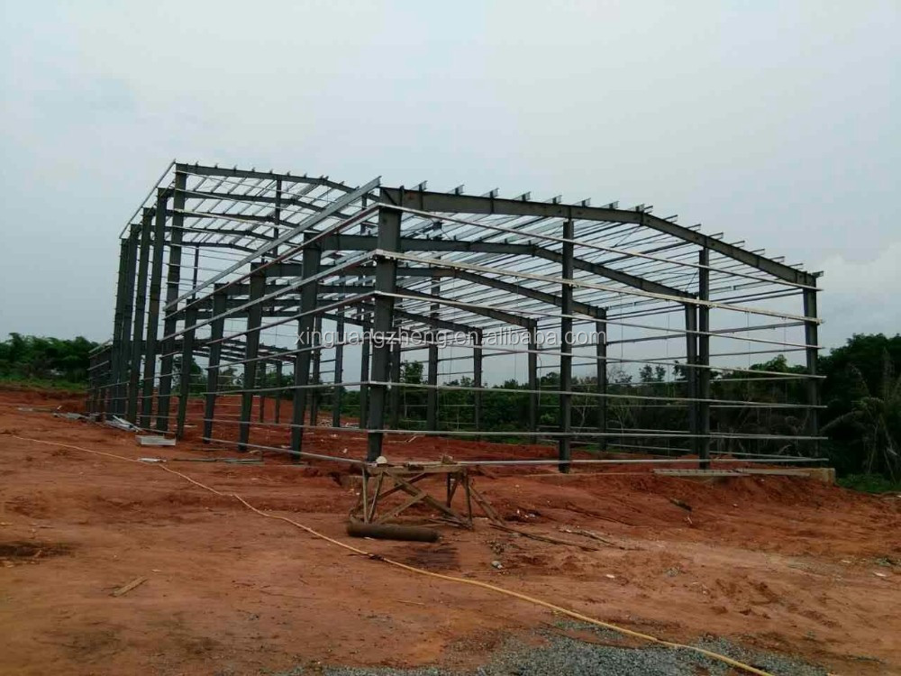 industrial metal storage /Warehouse/Steel hangar
