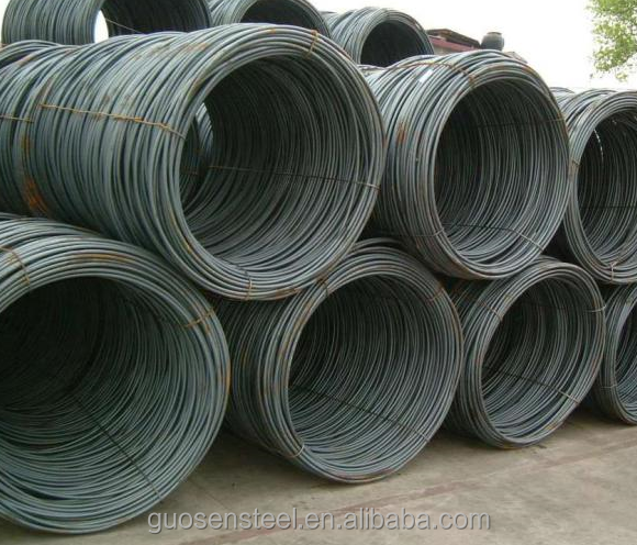 China Suppliers Top Quality Cheap Wire Rod/hot Rolled Steel Wire ...