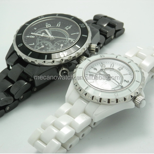 Newest Fashion Japan Movt Quartz Watch Stainless Steel Back Made ...