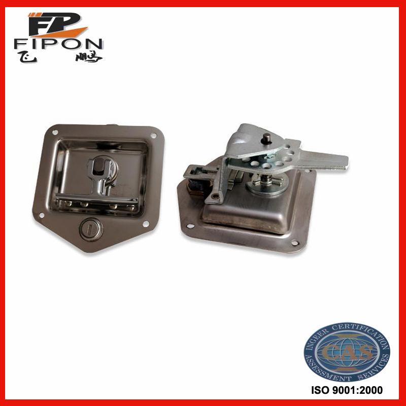Stainless Steel Flush Folding T Handle Lock