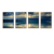 4 Panel Natural Scenery Wall Picture Led Canvas Painting For China Home Decor Wholesale