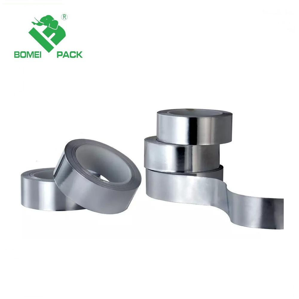 Su misura resistente al calore foglio di alluminio del nastro adesivo