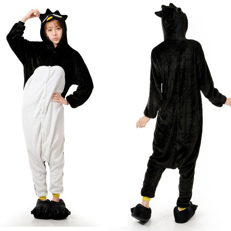 get quotations funny animal costume pajamas onesies cool penguin for adult men and women one piece onesie pajamas