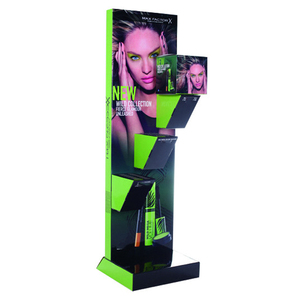 Good price Cosmetic Shenzhen paper cardboard display