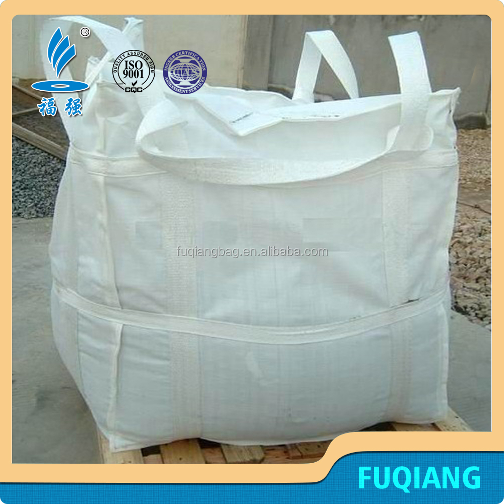 Fuqiang 1 ton big bag for fertiliser/cement/disposable garbage