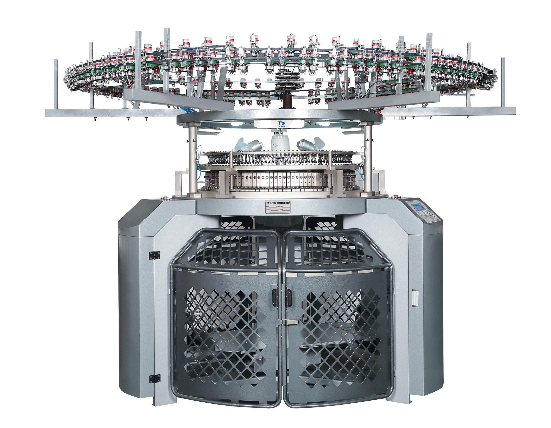 Top Sale Single Jersey Circular Knitting Machine For Yoga ...