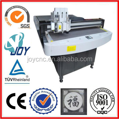 0.2-60mm Thickness Carton CNC Cutting Machine Used By Computer