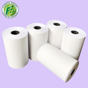 cheap thermo paper 80x60 mm 70gsm 80 mm cash register paper rolls