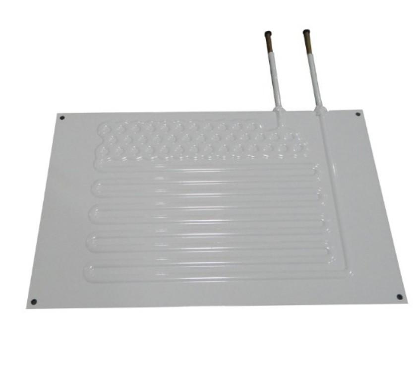 Roll Bond Evaporator For Refrigeration