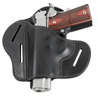 High quality new style ultimate genuine leather gun holster fits 1911 style handgun