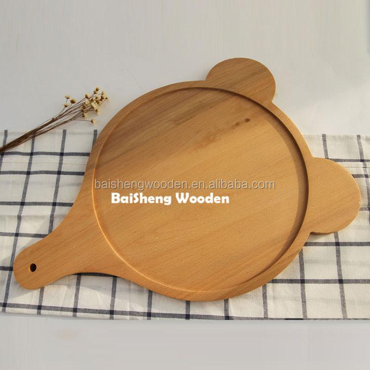 grossiste plateau rond en bois acheter les meilleurs plateau rond en bois lots de la chine. Black Bedroom Furniture Sets. Home Design Ideas