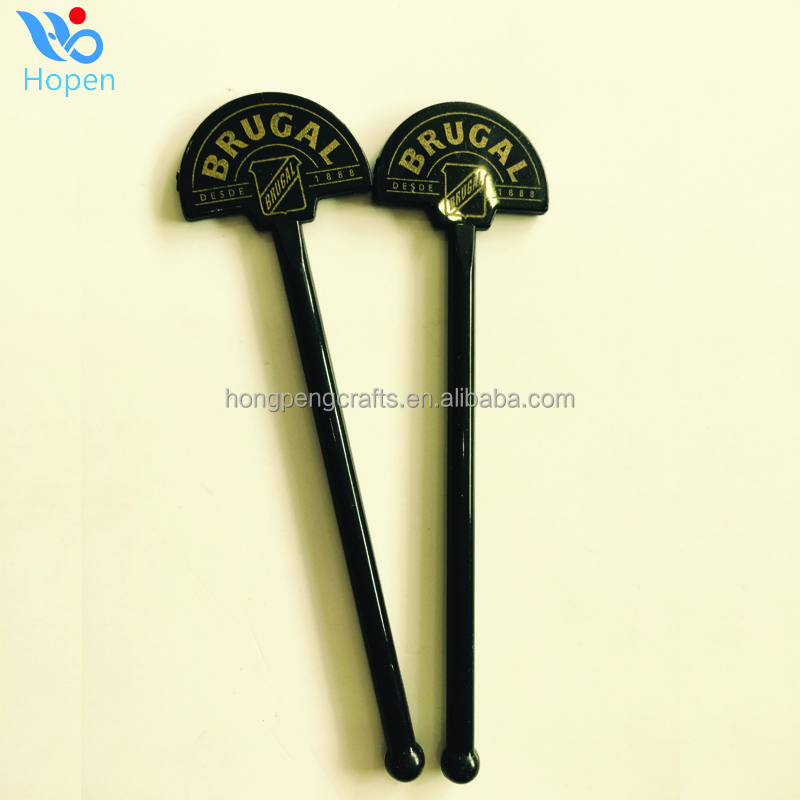 120mm plastic coffee stir stick