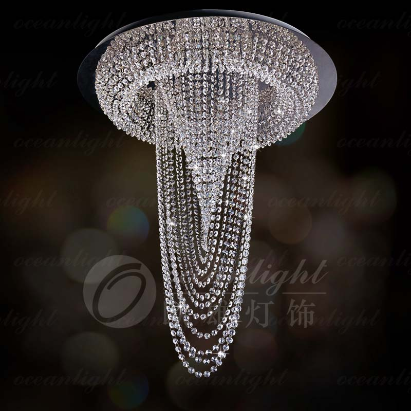 Crystal Chandelier Cheap: Oval Crystal Chandelier, Oval Crystal Chandelier Suppliers and  Manufacturers at Alibaba.com,Lighting