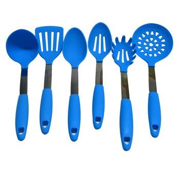 Eco Friendly European Blue Silicone Cooking Utensils For Kitchen Buy European Kitchenware Silicone Utensils Eco Friendly Silicone Cooking Utensils