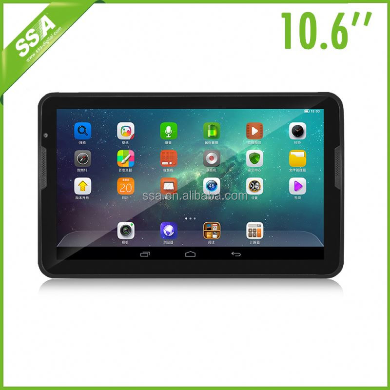 "Cheap tablet pc 10.6"" android 5.1 Allwinner A33 3G WIFI Camera tablet pc"