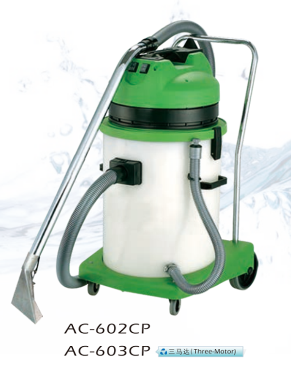 Circulating air cooling carpet cleaner, use for cleaning carpet