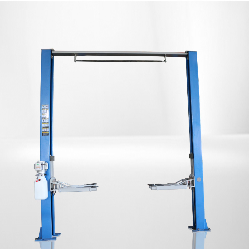 Two Post Design in China Equipment With CE Certification Car storage Lift in Garage tool