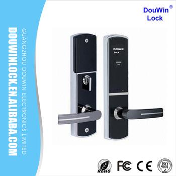 Waterproof Biometric Douwin Door Lock With Electronic Key - Buy ...