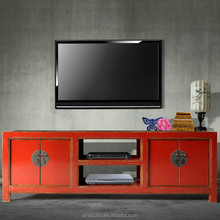 Gentil Chinese Antique Furniture Antique Red Tv Cabinet, Chinese Antique Furniture  Antique Red Tv Cabinet Suppliers And Manufacturers At Alibaba.com