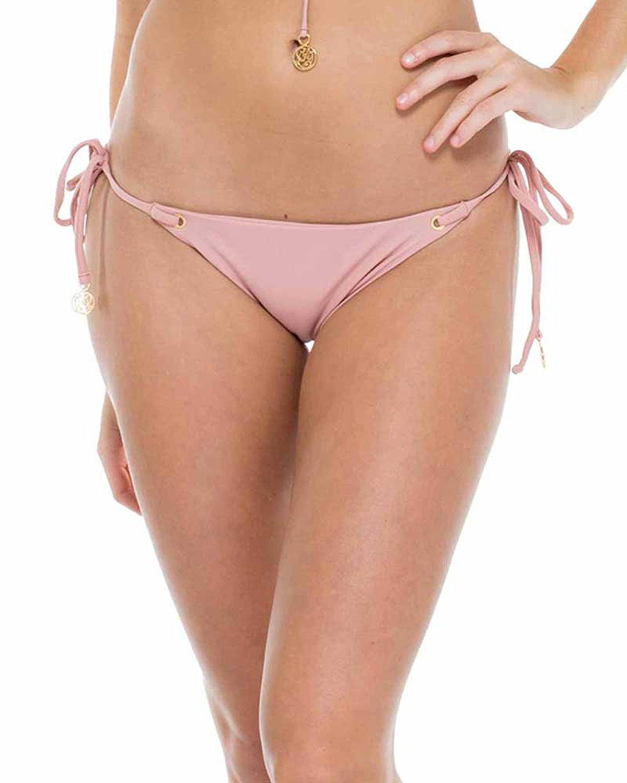 e37d011cf11 Get Quotations · Luli Fama Women's Mambo Seamless Moderate Coverage Bikini  Bottom Swimwear