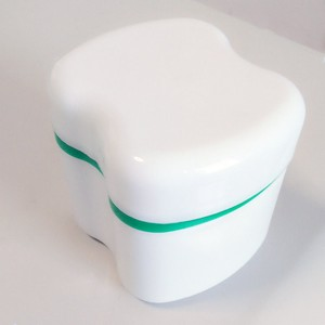 New design denture made china/zirconia polisher/dental dentures plastic box in dental hospital
