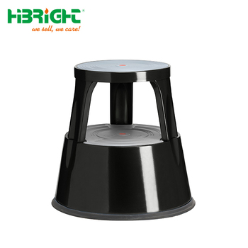 Fine Steel Mobile Library Black Plastic Rolling Kick Step Stool View Rolling Step Stool Highbright Product Details From Suzhou Highbright Enterprise Spiritservingveterans Wood Chair Design Ideas Spiritservingveteransorg