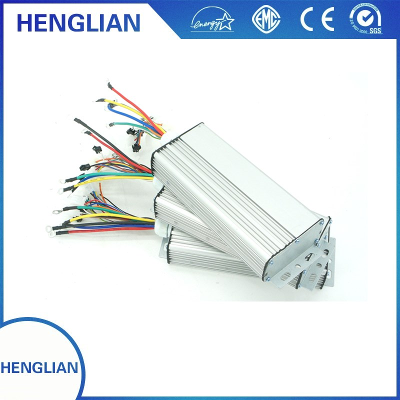 China cheap 750w brushless motor 48v controller for electric tricycle