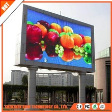 Newest P2/P3/P4/P6/P8/P10 large stadium display screen 2017 video hd 1080p photo led wall