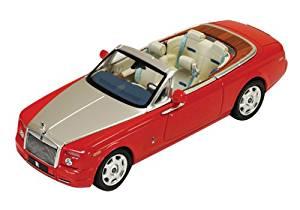Rolls Royce Phantom Drophead Coupe (2007) Diecast Model Car