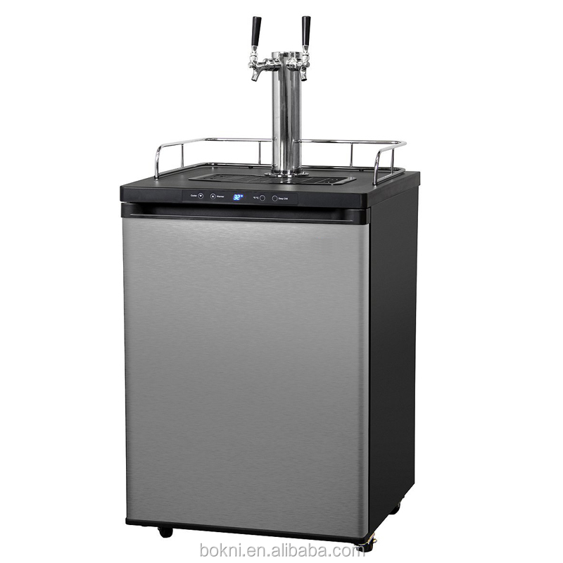 Electric Steel Kegerator beer cooler/beer dispenser/beer kegrator