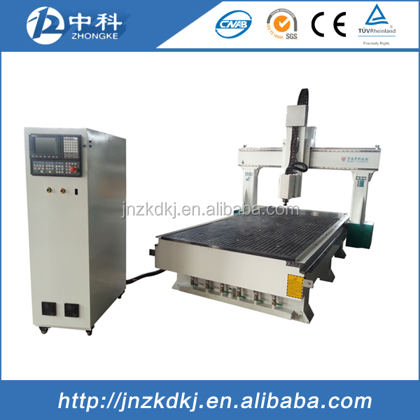 Cheap 5 axis cnc router woodworking machine