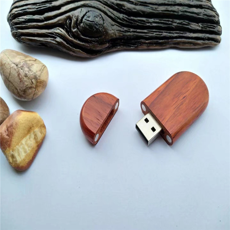 Best selling bulk 1gb 2gb 4gb 8gb 16gb 32gb 64gb wooden usb flash drive with gift box for Christmas promotion