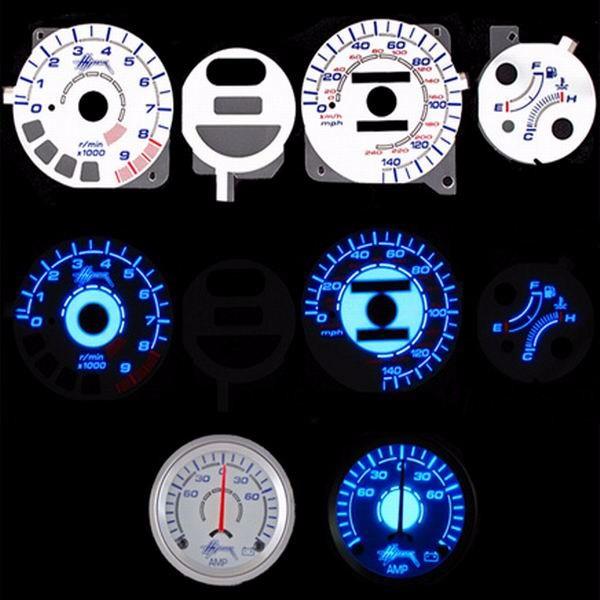 High Brightness Custom Color Printing El Car Gauges Digital For Bus - Buy  Car Gauges Digital,El Car Gauge,Digital Gauge Product on Alibaba com