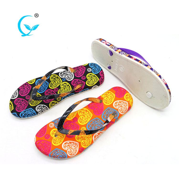 1f6b18d72cd New Design Women Fashion Pcu Shoes 2017 Wholesale Flip Flops Shoes - Buy  Women Flower Slipper