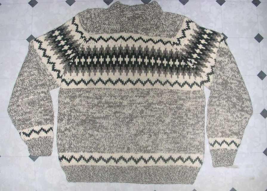 b9f752334aa7a3 Hand Knitted Woollen Sweater Design 6