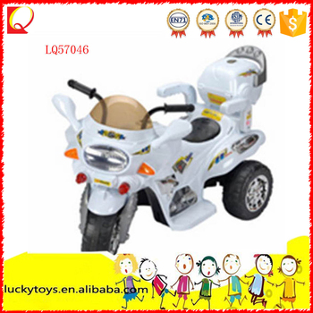2015 new licensed 3 wheels ride on car