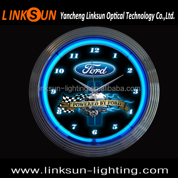 factory neon clock wholesale