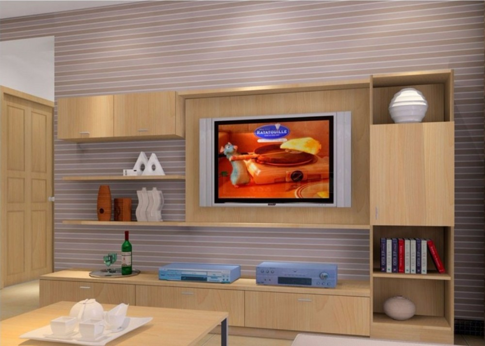 Living room furniture wall modern design tv cabinet tv Living room cupboard furniture design