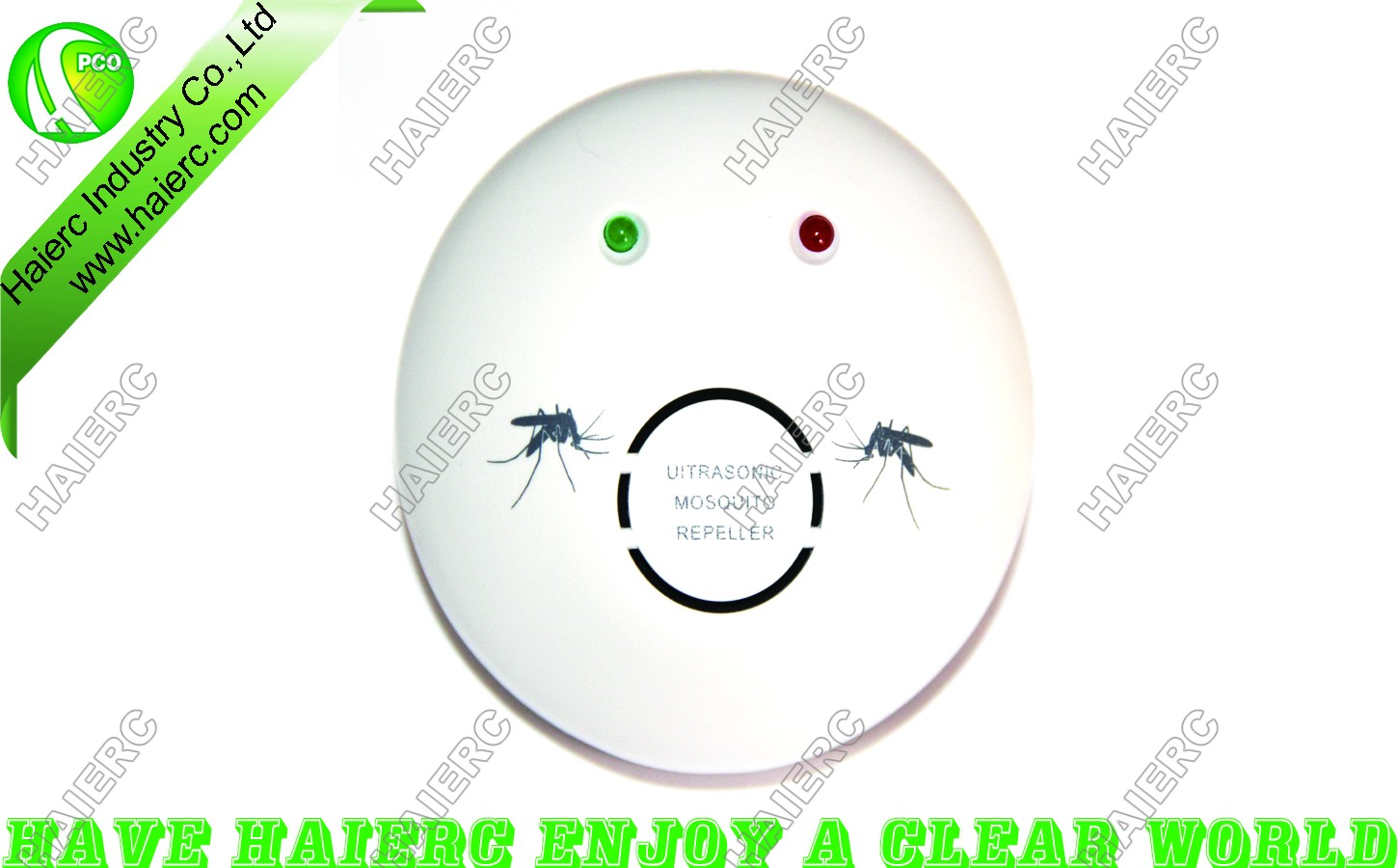 Ultrasonic Anti Mosquito Expeller, High Quality Electronic Mosquito Expeller HC2810