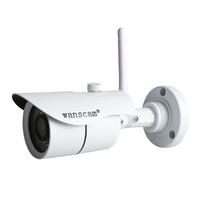 Crazy sale!! Wanscam free P2P Wifi wireless hidden HW0043 Wifi ip camera outdoor