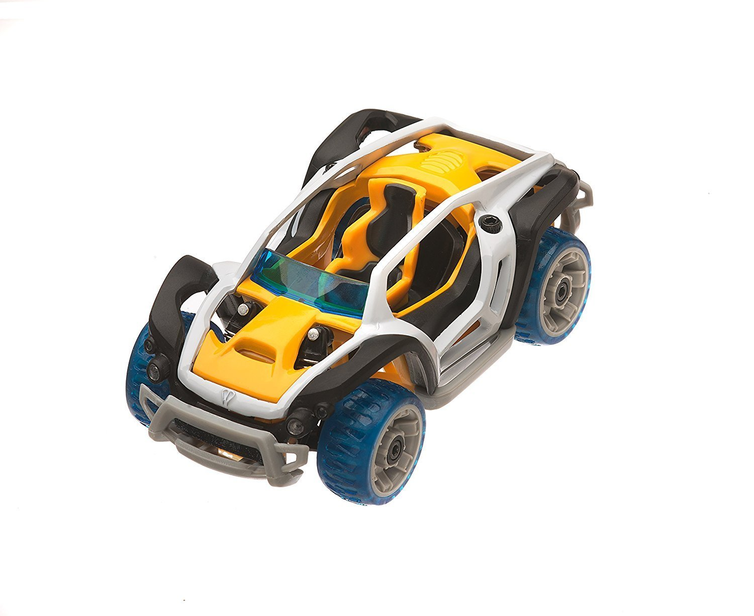 Modarri X1 Dirt Car Toy by Thoughtfull Toys – Ultimate Car Construction Toys For Kids Includes X1 Dirt Car + Hex Tool – Mix N Match Educational Engineering & Science Toy Set Perfect For Family Fun