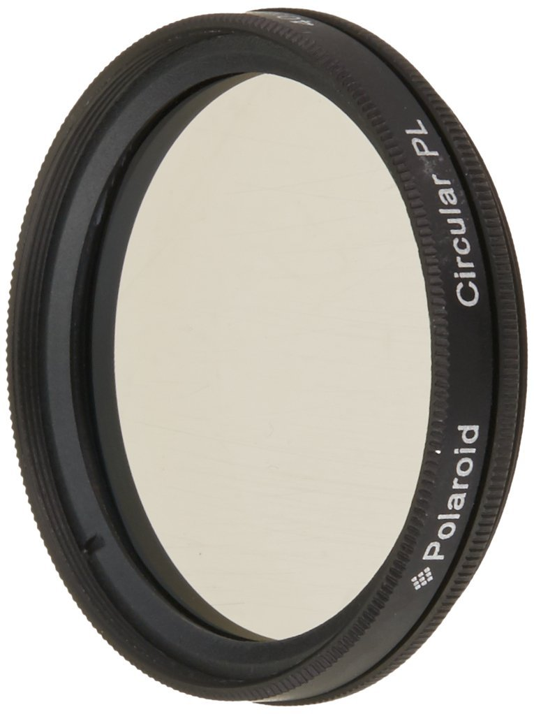 8adca813f0 Get Quotations · Polaroid Optics 40.5mm CPL Circular Polarizer Filter