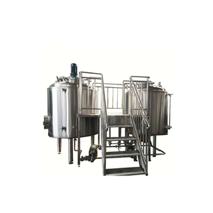 Ale/Larger/IPA Beer Brewery 500l Microbrewery Equipment Micro Brewery Beer Equipment