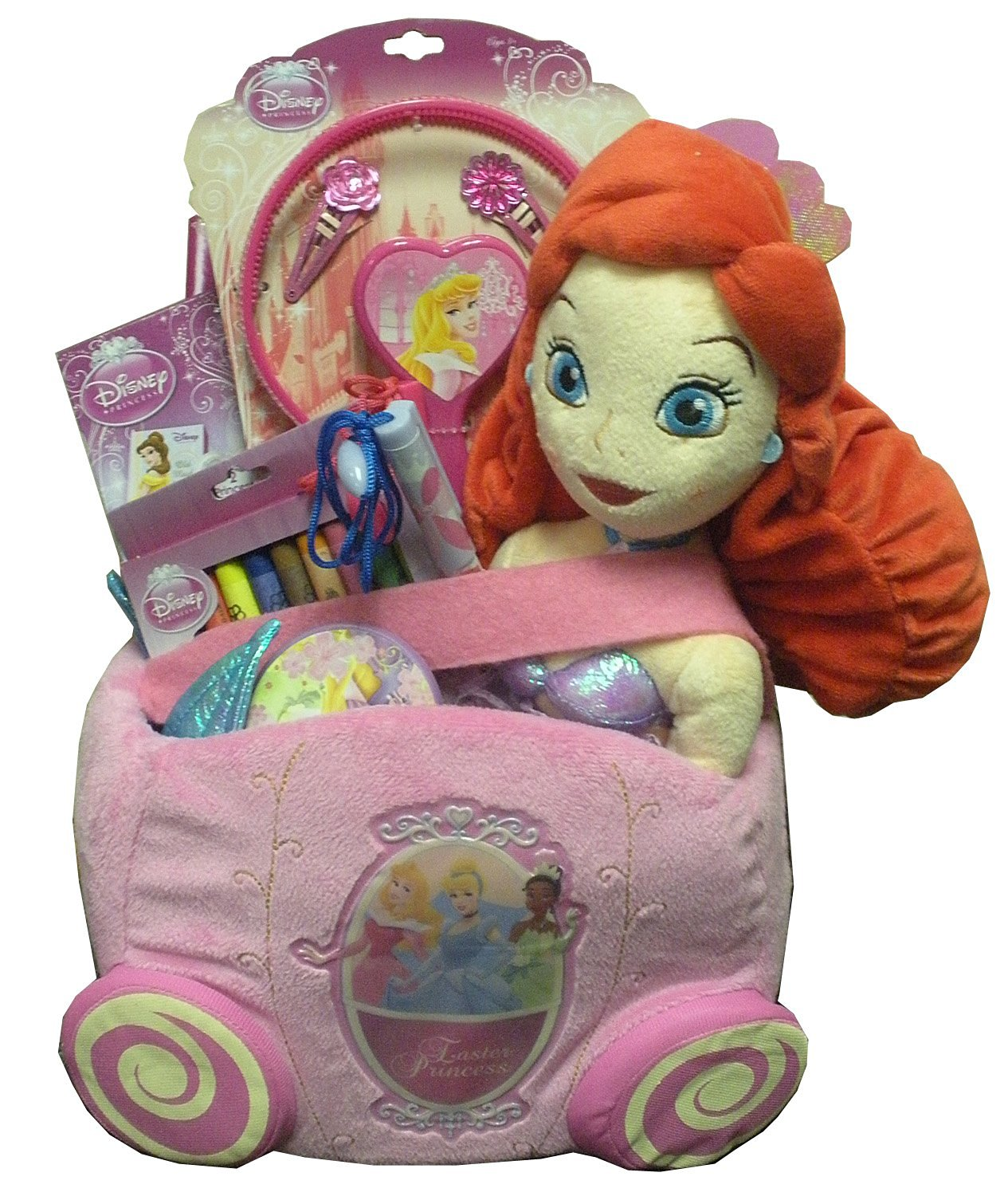 Disney Princess Mega Easter Basket - Perfect for Easter, Christmas, Birthdays...