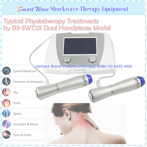 professional extracorporeal shock wave therapy equipment with ce