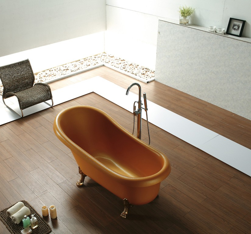 new style high quality luxury home whirlpool jet bathtubs with legs