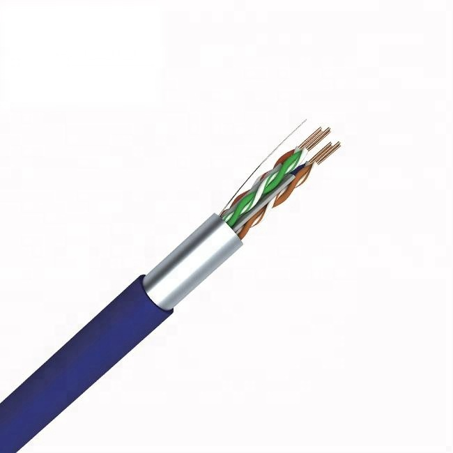 FTP cable cat6 network cat 4 pair 23AWG specification network cable